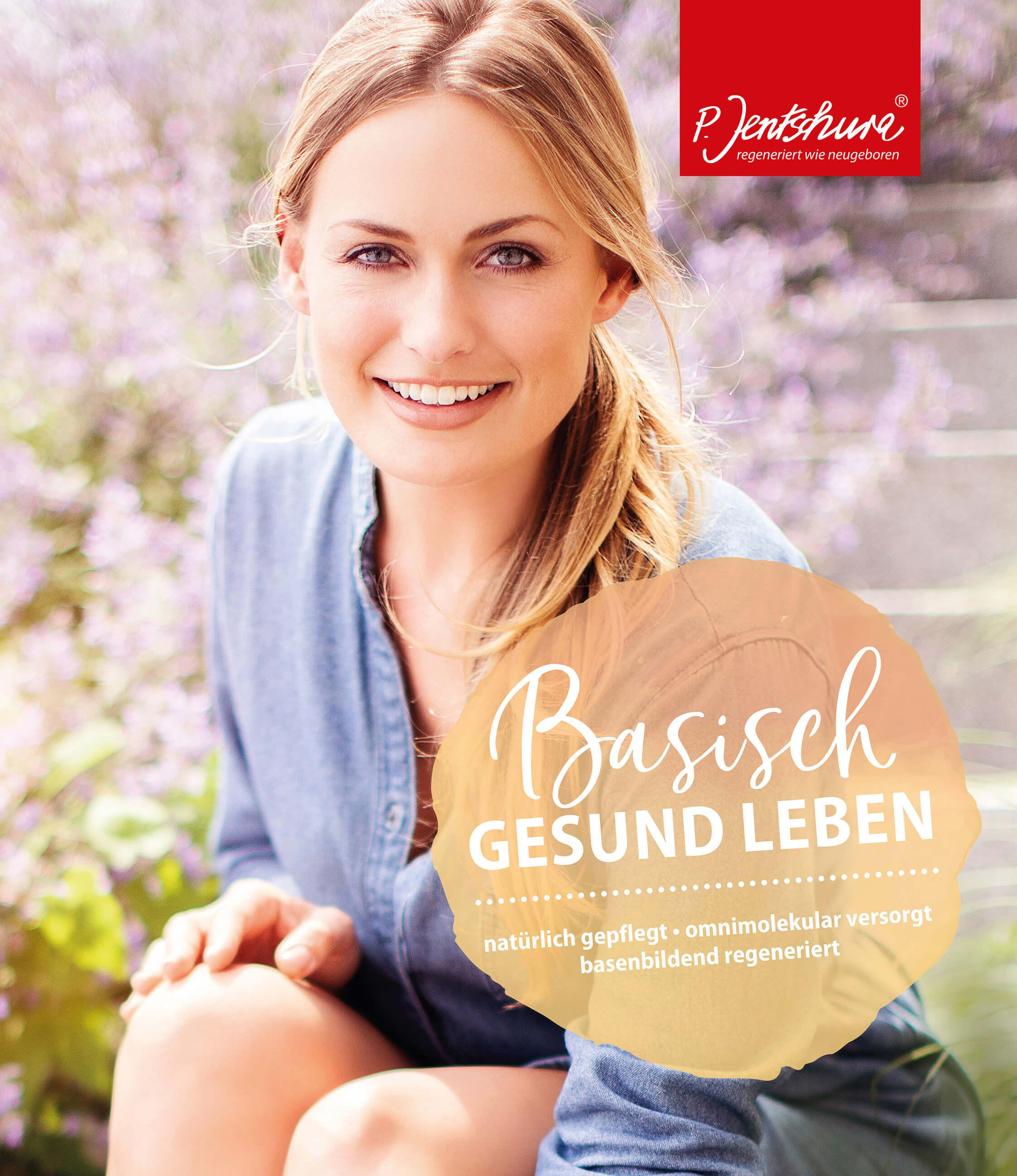 """Fachbuch """"Basisch leben"""""""