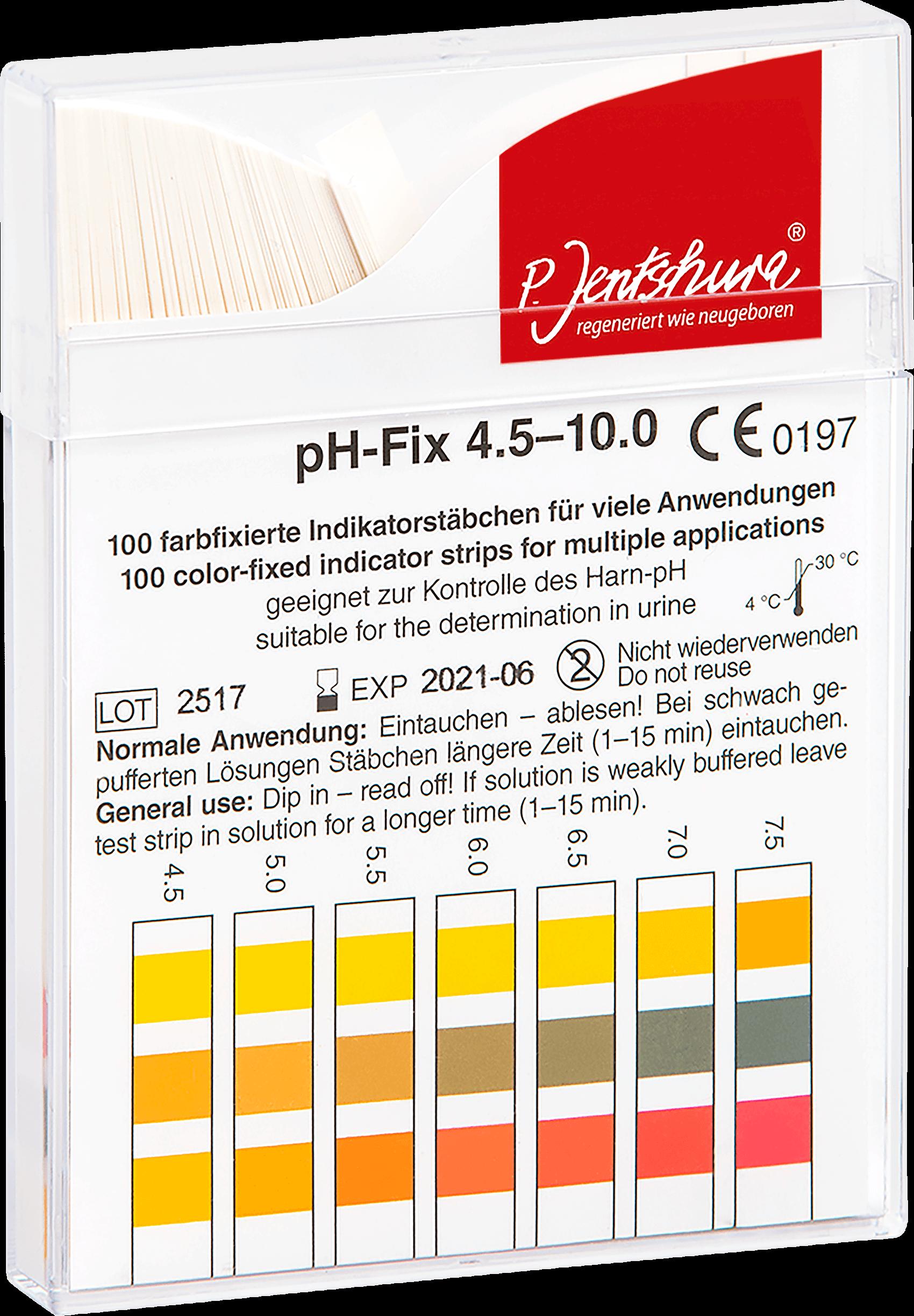 pH-Streifen