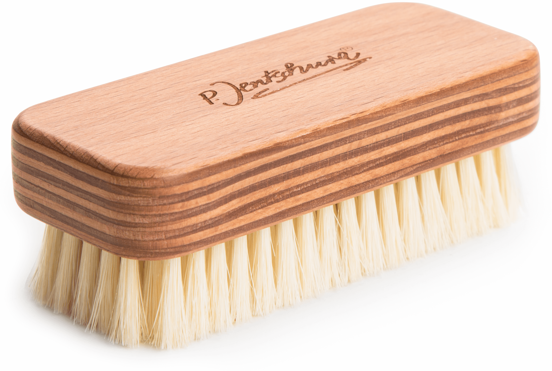Kosmetikbürste (Buche, Schichtholz)