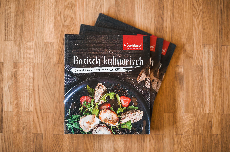 """Kochbuch """"Basisch kulinarisch"""""""