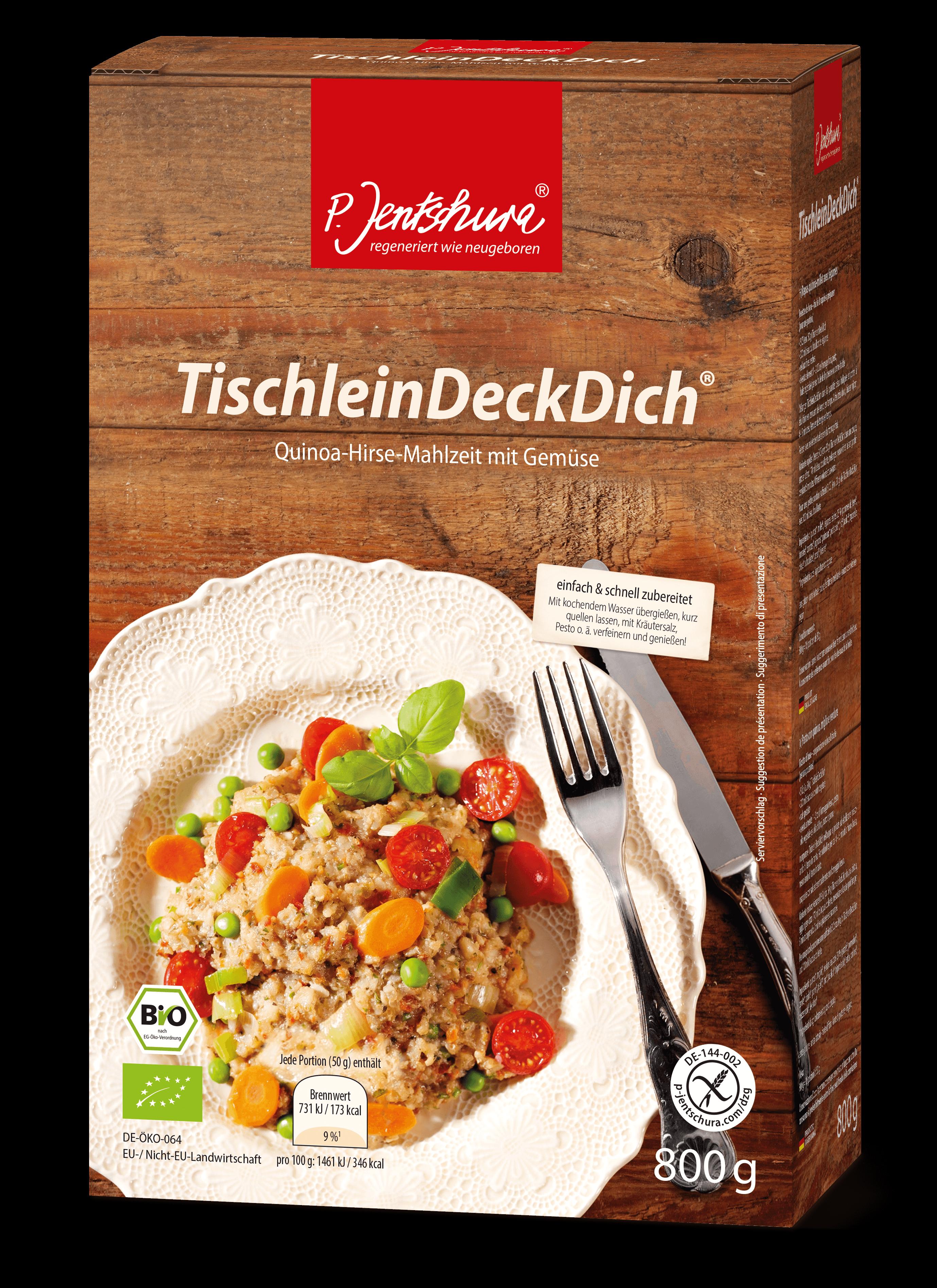 TischleinDeckDich BIO